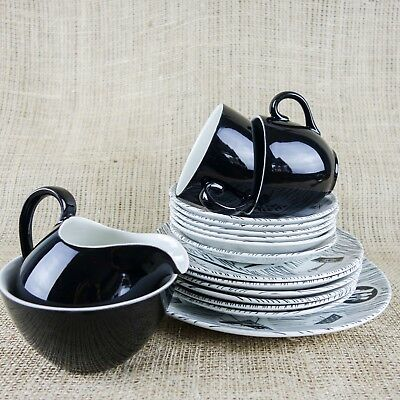 Ridgway - Stylecraft - 17 Pieces Of A Tea Set - Inc Jug & Sugar Bowl