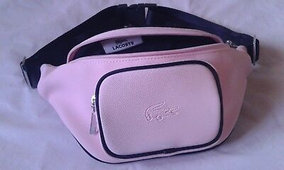 79 Fr Lacoste Banane Sacoche Rose Eur 00Picclick 29IeYWHbED