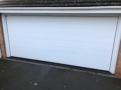 Hormann Sectional Double Garage Door - Professionally Removed - Available Soon!