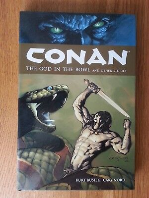 Conan The God in the Bowl and other stories