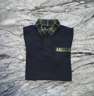 Boys FRED PERRY Polo Shirt Age 12-13 Years