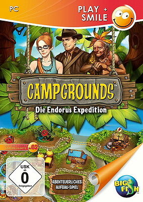 Campgrounds 2 - Die Endorus Expedition (PC, 2015)