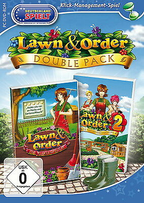 Lawn & Order Double Pack (PC, 2015)