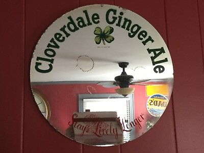 Cloverdale Ginger Ale Mirror