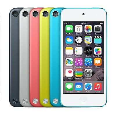 Apple iPod Touch 5th Generation 8GB 16GB 32GB 64GB all colors