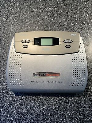 Mp3 Digital Music On-Hold Player (Plus 6000)