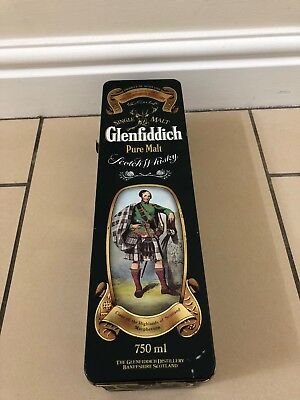 Glenfiddich Clans Of The Highlands Tin.