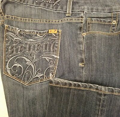 5c3a364753b1b WOMENS 18 SEVEN Luxe Jeans Bootcut Plus Size -  19.99