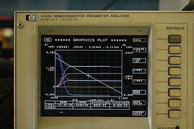 NewScope-5 LCD Display kit for HP Agilent 4145A Semiconductor Parameter Analyzer