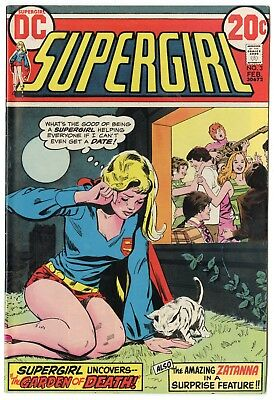 Supergirl #3 NM- 9.2 ow/white pages  DC  1973  No Reserve