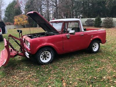 1963 International Harvester Scout  Internation Scout/Plow/Classic/Jeep