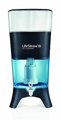 LifeStraw 18ltr Home In home bench top water filter system - SAVE