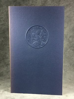 vintage 1972 THE PAIUTE PEOPLE Tribal History Signed Limited Edition Book