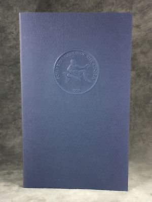 vintage 1976 THE SENECA PEOPLE Tribal History Signed Limited Edition Book