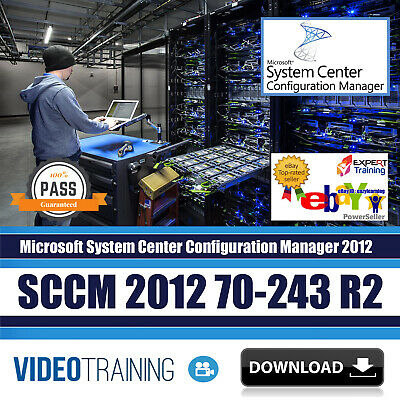 Microsoft SCCM 2012 70-243 R2 Video Training Course DOWNLOAD