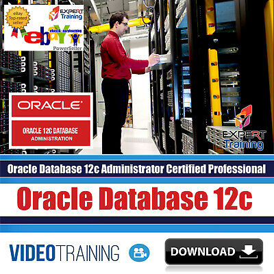 Oracle Database 12c Administrator Certified Professional Video Training DOWNLOAD
