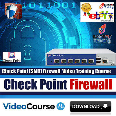 Check Point Firewall  Video Training Course DOWNLOAD