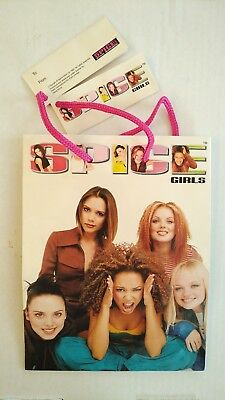 Spice Girls gift bag RARE