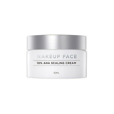 [NAKEUP FACE] 10% Glycolic Acid AHA Scaling Cream 30ml