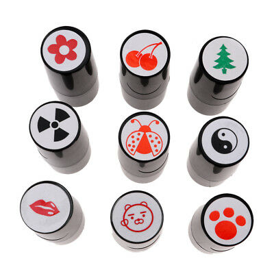 Long Lasting Golf Ball Stamp Stamper Marker Seal Impression Golfer Souvenir