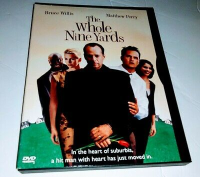 The Whole Nine Yards (DVD, 2000) Bruce Willis, Matthew Perry