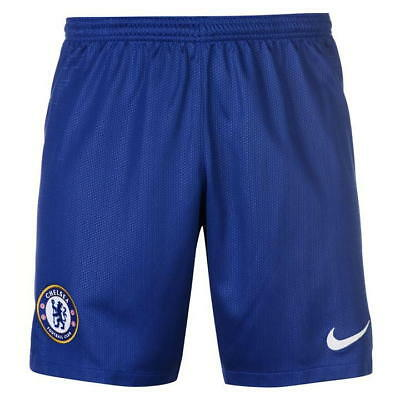 Chelsea Home Shorts 2018-19 Size Large