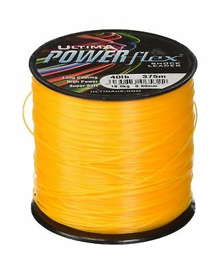 Ultima Powerflex High Power Surf Casting Shockleader Fire Orange