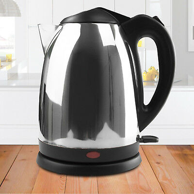 DAEWOO Stainless Steel Electric Kettle 1.8L With 360° Swivel Base Brand New