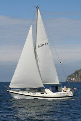 westerly Medway sailing yacht 36ft No Reserve