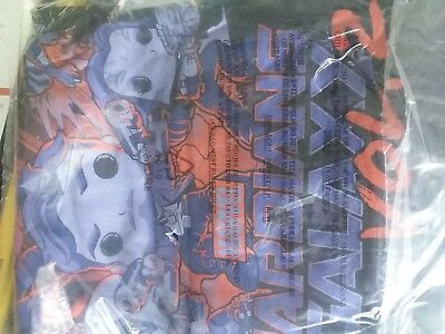 Guardians of the Galaxy 2 T-shirt Marvel Collector Corp T-Shirt XL