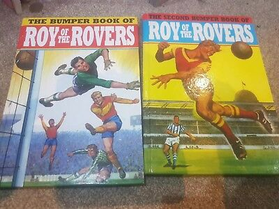 The Bumper Book Of Roy Of The Rovers The Second Bumper Book Of Roy Of The Rovers