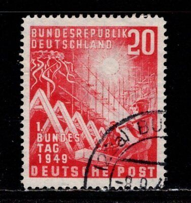 Item No. A5862 – Germany – Scott # 666 – Used