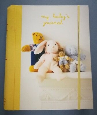 NEW UNUSED Baby Gift My Baby's Journal Folder Memories 8 Chapters New Parents