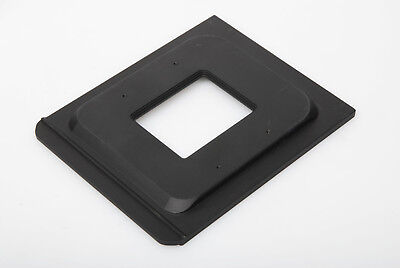 Large format 5x4 to Hasselblad digital back adapter