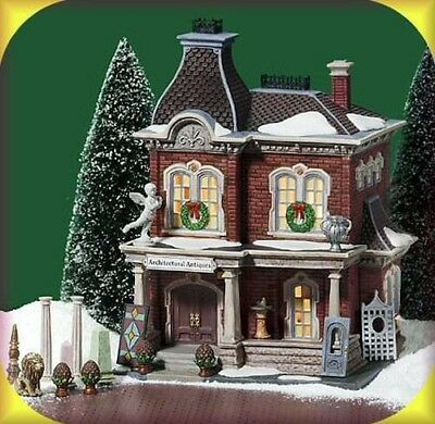 Dept 56 Christmas in the City Architectural Antiques 58927