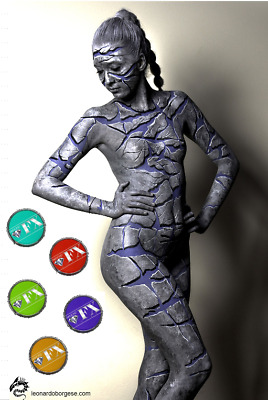 body painting colori
