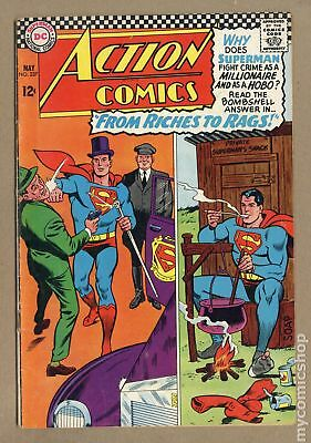 Action Comics (DC) #337 1966 VG+ 4.5