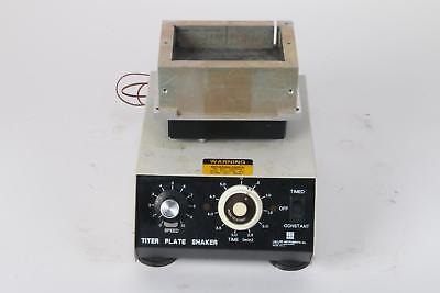 Lab Line Instruments Titer Plate Shaker Model #4625 - See Photos