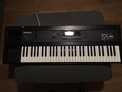 Ensoniq EPS 16+ (No Asr, Akai MPC) Floppy Emulator