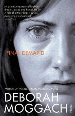 Final Demand by Deborah Moggach, NEW Book, FREE & Fast Delivery, (Paperback)