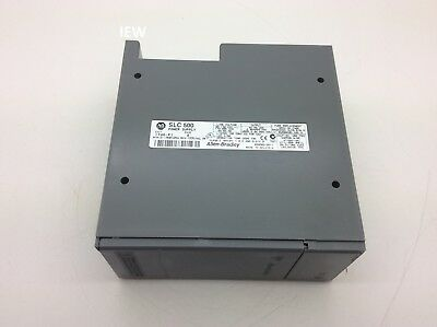 Allen Bradley SLC 500 Power Supply SER A 1746-P1 NNU