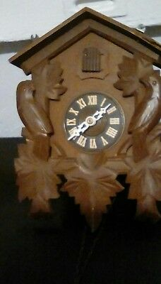Germany Cuckoo Koo Koo Clock Non Working Parts only
