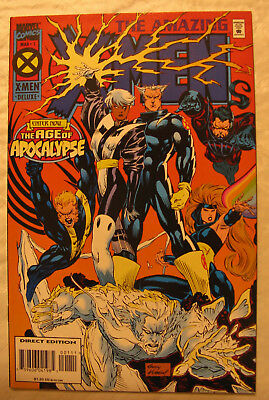 Amazing X-Men (1995) #1 (NM- ), Age of Apocalypse, Combined Shipping
