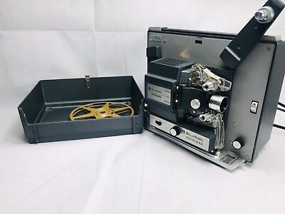 Vintage Bell and Howell Autoload Model 357A 8MM Projector