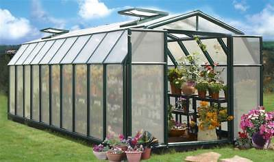 Rion Hobby Gardener 2 Twin Wall - 8 ft. x 20 ft. [ID 3096378]