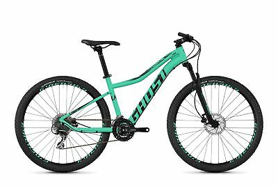 Mountain Bike 27,5 Inches Hardtail Ladies Bicycle MTB Ghost Lanao 3.7 Al W