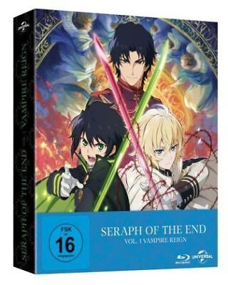 Seraph of the End Vol.1: Seraph of the End. Vampire Reign, 2 Blu-rays (Limi NEU
