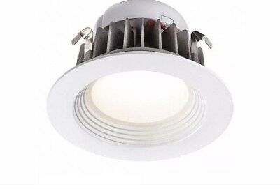 """LED Downlight,750 lm,3000K,Wht,4"""" PHILIPS CP4RB07930W"""