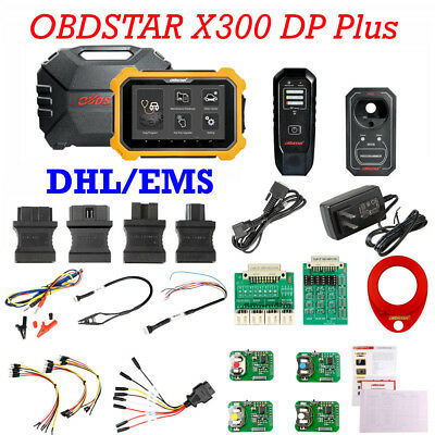 Neuf OBDSTAR X300 DP Plus Diagnosis Immobilizer X300 PAD2 C Package Full Version