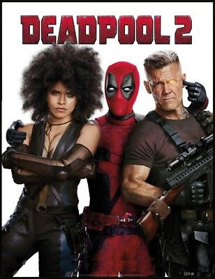 Deadpool 2 Super Duper Unrated Cut 4K Ultra Hd Disc Only | Region Free